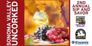 Sonoma Valley Uncorked: Taste 40 premium Homemade Wines @ Sonoma Veterans Memorial Hall | Sonoma | CA | US