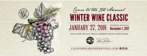 Winter Wine Classic - Santa Barbara @ Fess Parker's Doubletree Resort | Santa Barbara | CA | United States