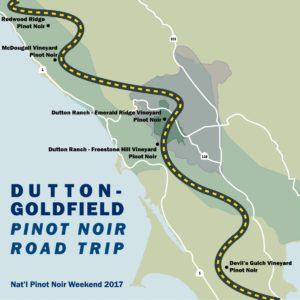 Pinot Noir Road Trip @ Sebastopol | CA | United States