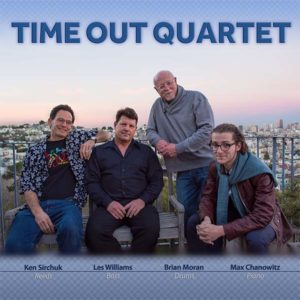 Live Music: Ken Sirchuk and Time Out Quartet + 1 @ Riggers Loft Wine Company   Richmond   CA