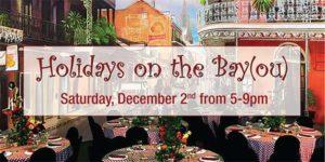 Holidays on the Bay(ou) @ Riggers Loft Wine Company   Richmond   CA
