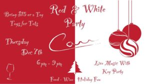 Red & White Christmas Bash at Carr Winery @ Carr Winery | Santa Barbara | CA | United States