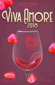 Rock Wall Wine Co Presents: Viva Amore! @ Alameda | CA | United States