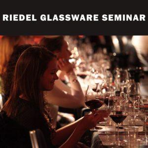 Riedel Glassware Seminar @ Sebastopol | CA | United States