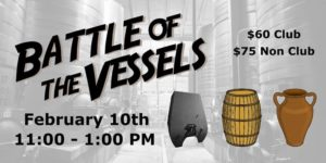 Battle of the Vessels @ Zaca Mesa Winery | Los Olivos | CA | United States