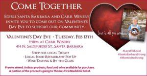 Come Together @ Carr Winery | Santa Barbara | CA | United States