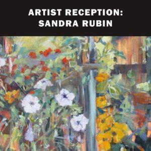 Artist Reception: Sandra Rubin @ Sebastopol | CA | United States