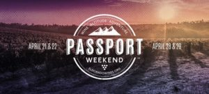 Passport Weekend 2018