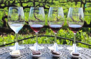 Wine and Chocolate Pairing @ Luna Vineyards in the Napa Valley | Napa | CA | United States