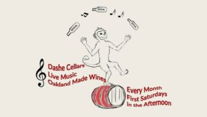 Michelle Lambert live in the cellar! @ Dashe Cellars | Oakland | CA | United States