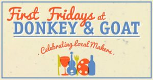 First Fridays at the Winery with Trace Repeat @ Donkey & Goat Winery | Berkeley | CA | United States
