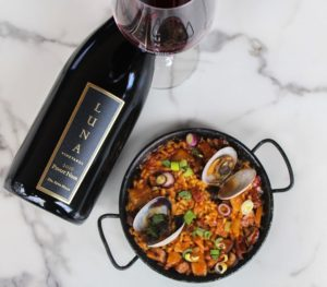 Pinot and Paella Fiesta @ Luna Vineyards in the Napa Valley | Napa | CA | United States