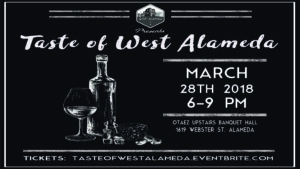 Taste of West Alameda Fundraiser @ Otaez Restaurant | Alameda | CA | US
