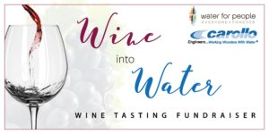 Wine into Water - Wine Tasting Fundraiser @ Chateau Room @ Pleasant Hill Senior Center | Pleasant Hill | CA | US