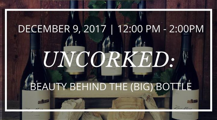 Uncorked: Beauty Behind the (Big) Bottle