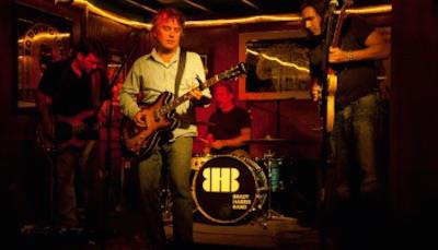 Live Music in the Barrel Room with The Brady Harris Band