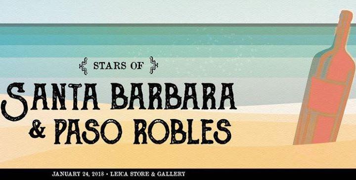 Stars of Santa Barbara & Paso Robles
