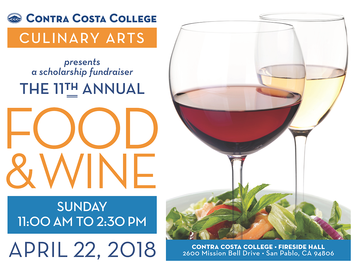 The 11th Annual Food and Wine Event