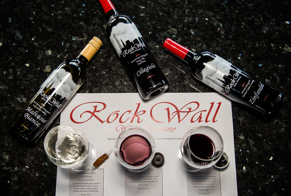 Rock Wall Wine Co Presents: Perfect Pairings!