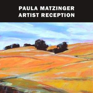 Summer Artist Reception: Paula Matzinger @ Dutton-Goldfield Winery | Sebastopol | CA | United States