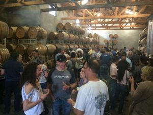 Member-Guest Barrel Tasting (Admit 4) 061018.2 @ Solis Winery Cellar | Gilroy | CA | US