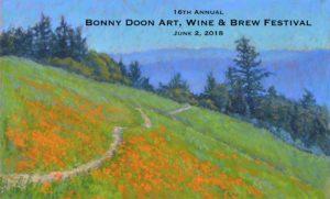 2018 Bonny Doon Art, Wine & Brew Festival @ Bonny Doon Equestrian Park | Bonny Doon | CA | US
