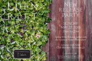Spring Wine Release Party @ Eden Rift Vineyards | Hollister | CA | US