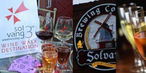Solvang 3rd Wednesday Wine & Beer Walk @ Around the Village of Solvang | Solvang | CA | US