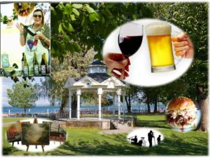 The Home Wine and Beer Makers Festival @ Library Park   Lakeport   CA   US