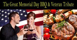 The Great Memorial Day BBQ & Veteran Tribute! @ Wise Villa Winery | Lincoln | CA | US