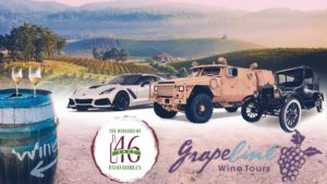 East Side Warriors, Wines, & Wheels Passport @ Paso Robles   Paso Robles   CA   US
