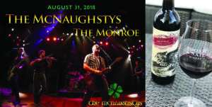 The McNaughstys - One Night Only! @ Tooth & Nail Winery | Paso Robles | CA | US