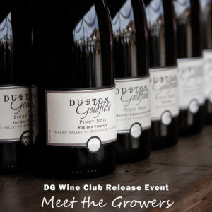 Wine Club Release: Meet-the-Growers Party @ Dutton-Goldfield Winery | Sebastopol | CA | United States