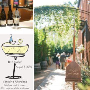 Fete Blanc at Barndiva @ Barndiva | Healdsburg | CA | United States