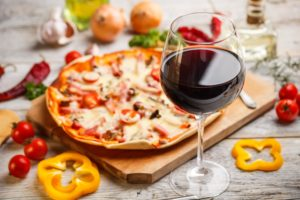 Sangiovese & Pizza on the Patio @ Due Vigne Winery | Clarksburg | CA | US