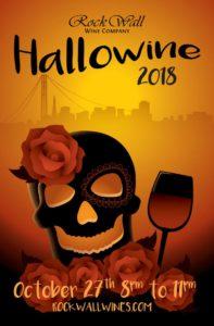Rock Wall Wine Co Presents: Hallowine 2018! @ Alameda | CA | United States