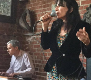 Singer Karen Sudjian & Pianist Jim Davidson @ Riggers Loft Wine Company | Richmond | CA