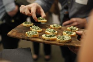 Chef's Class: Unrivaled Hors d'Oeuvres @ CIA at Copia (The Culinary Institute of America) | Napa | CA | US