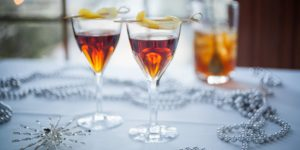 Somm's Class: Festive Cocktails @ CIA at Copia (The Culinary Institute of America)   Napa   CA   US