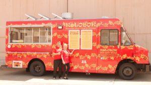 Rock Wall Wine Co Food Truck: Kolobok @ Alameda | CA | United States