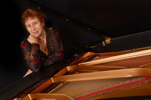 Laura Klein, jazz pianist @ Riggers Loft Wine Company | Richmond | CA