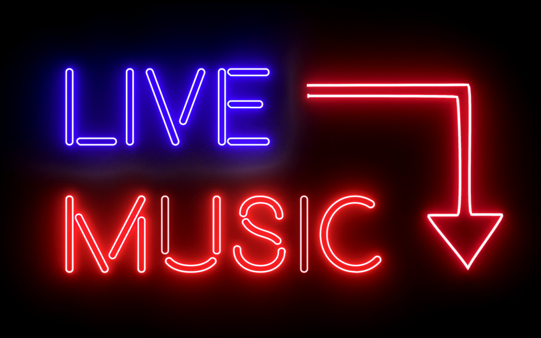 Rock Wall Wine Co Presents: Live Music!