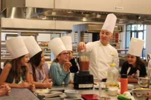 Young Chef: Basic Culinary Camp for Ages 9—12 @ CIA at Copia (The Culinary Institute of America) | Napa | CA | US
