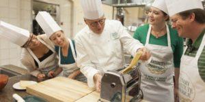 The Chef's Table: Pasta @ CIA at Copia (The Culinary Institute of America) | Napa | CA | US