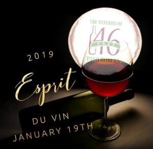 18th Annual Esprit du Vin @ 1917 Wisteria Ln | Paso Robles | CA | US