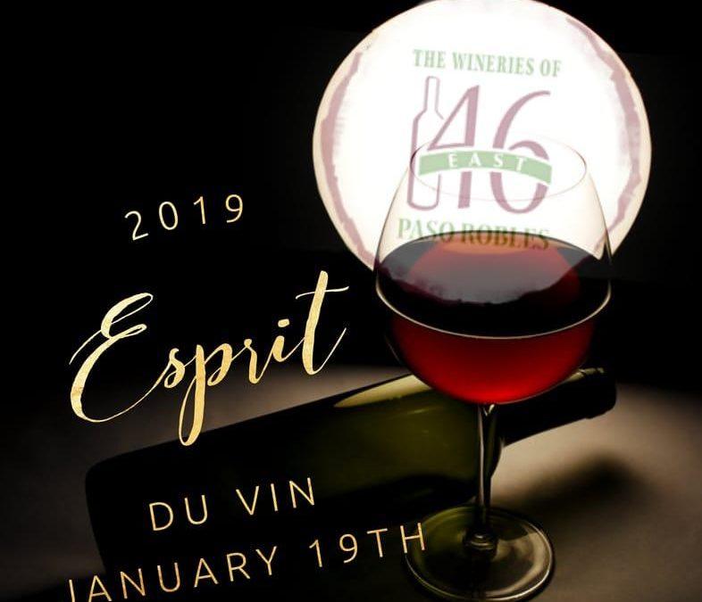 18th Annual Esprit du Vin