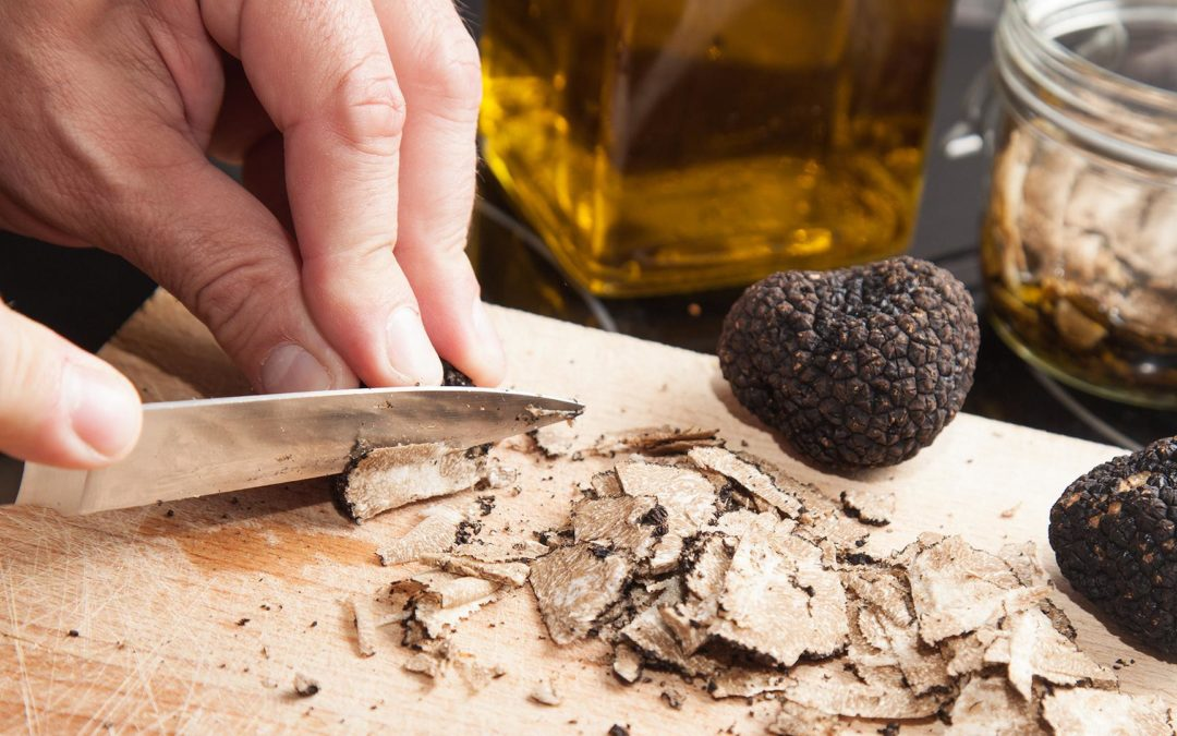 The Chef's Table: A Winter Feast of Truffles