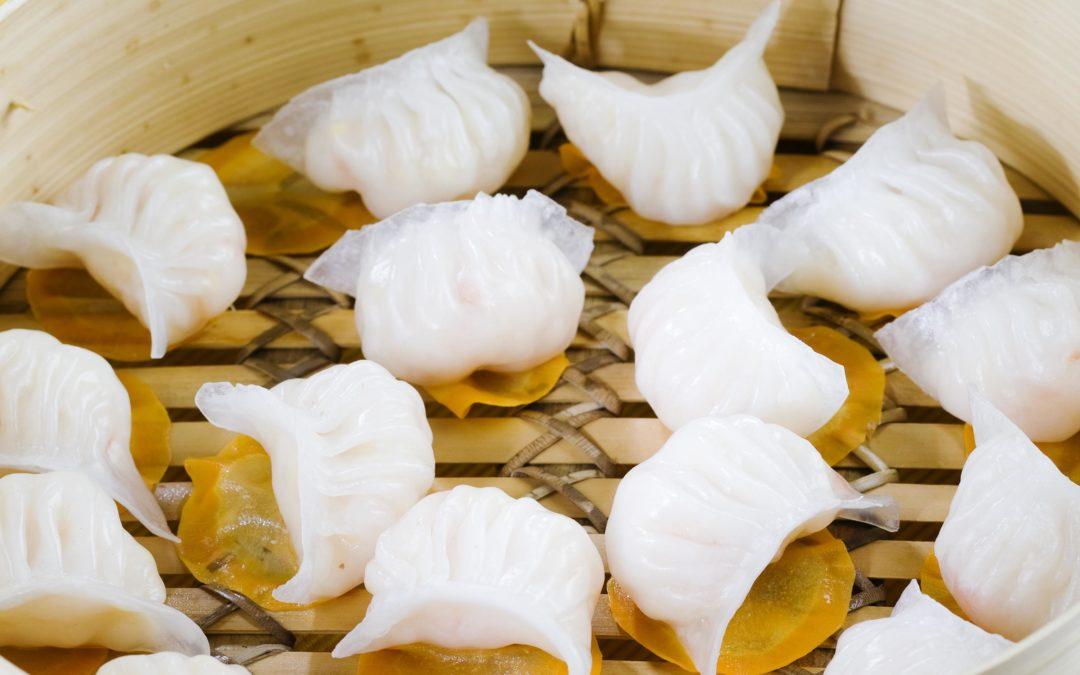 Family Funday: DIY Dumplings