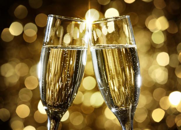 New Year's Weekend Wine Tasting: Glitter Galore!