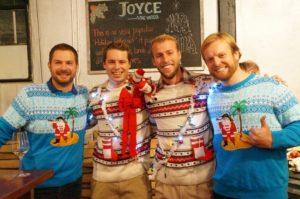 Joyce Wine Co. 5th Annual Ugly Sweater Party @ Joyce Vineyards Tasting Room | Carmel Valley | CA | US